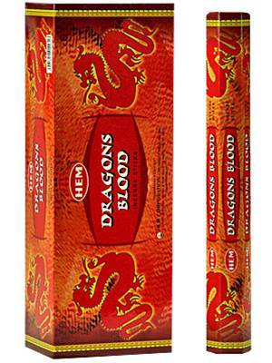HEM Wierook Dragons Blood (6 pakjes)