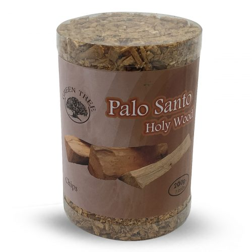 Palo Santo Wooden Chips in Cylinder
