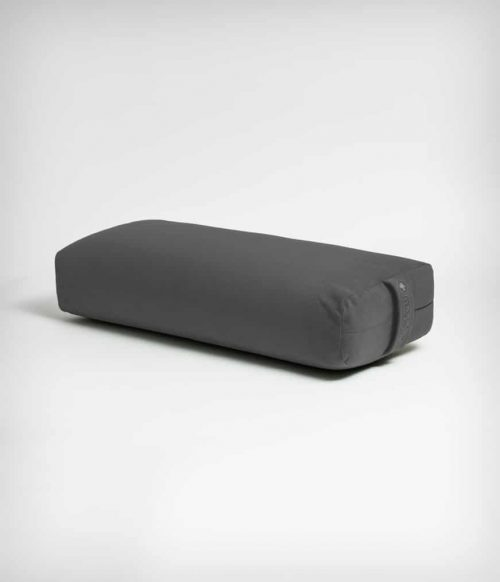 Manduka Enlight Rectangular Bolster - Thunder