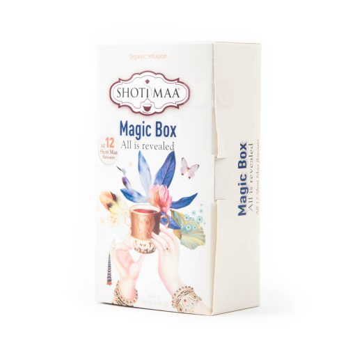 Shoti Maa Magic Box 12 Theesoorten