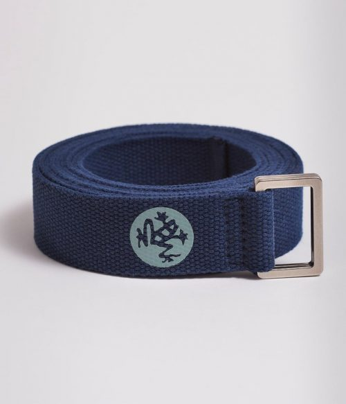 Manduka UnfoLD Yoga Riem - 244  cm - Midnight