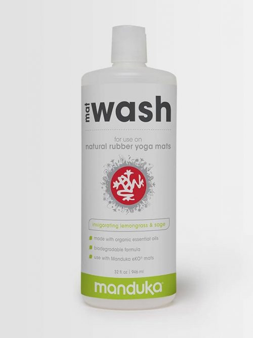 Manduka Mat Wash Citroengras (946 ml)
