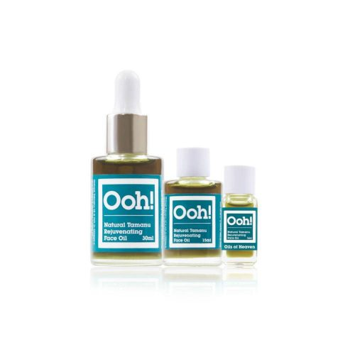 Oils of Heaven Biologische Tamanu Oil