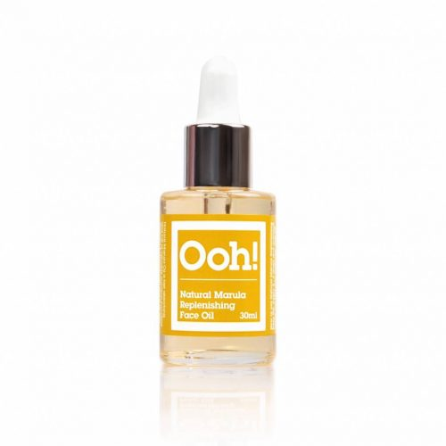 Oils of Heaven Vegan Organic Marula Replenishing Face Oil