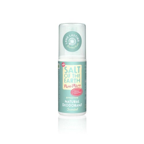 Salt of the Earth Vegan Deodorant Spray - Meloen en Komkommer (100 ml)