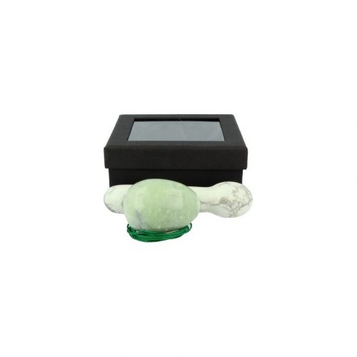 Yoni Massage Set Jade - Howliet Wit