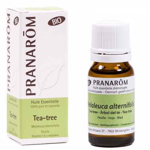 Pranarôm Etherische Olie Tea-Tree Blad