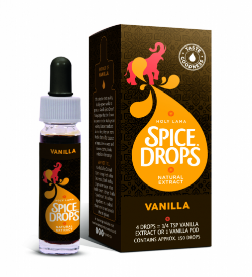 Vanille-extract Spice Drops