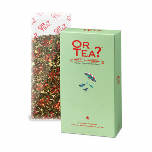Or Tea Merry Peppermint Navulpak