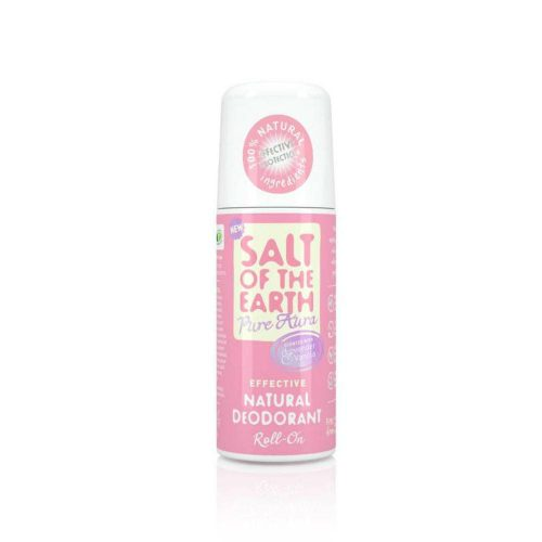 Salt of the Earth Pure Aura Roll-On Lavender en Vanilla (75 ml)