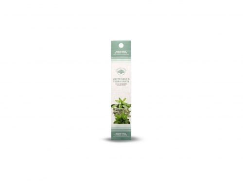 Green Tree Mini Wierook White Sage & Yerba Santa (20 pakjes)