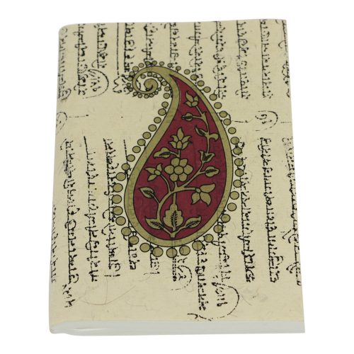Notitieboek Softcover Paisley Medium