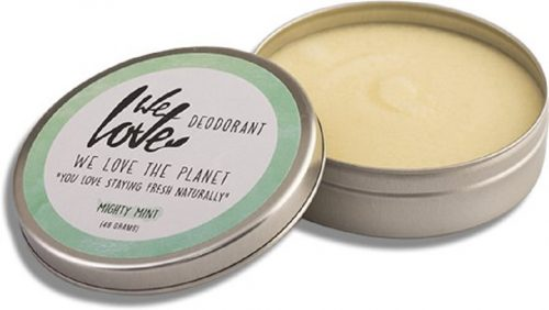 We Love The Planet Natuurlijke Deodorant Crème Mighty Mint