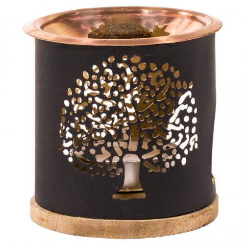 Aromafume Exotic Incense Burner Tree of Life