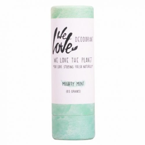 We Love The Planet Natuurlijke Deodorant Stick Mighty Mint