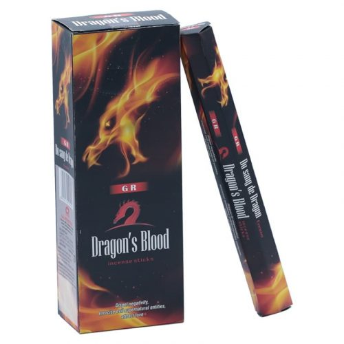 G.R. Wierook Dragon Blood (6 pakjes)