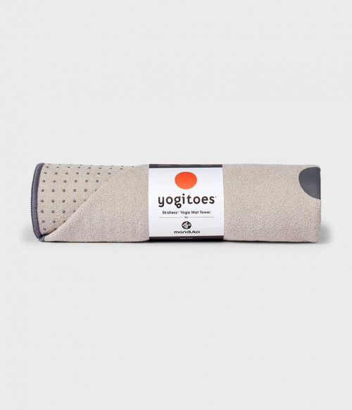 Manduka Yogitoes Skidless Yoga Handdoek – Rainy Day