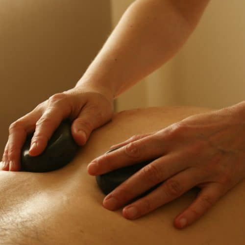 hotstones massage
