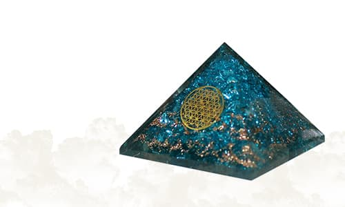 Orgonite Piramides