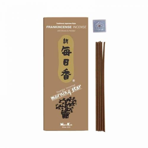 Morning Star Wierook Frankincense (70 gram)