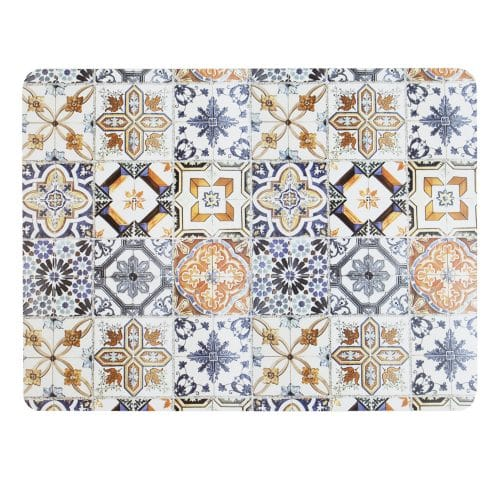 Placemats Tegels Madrid (Set van 4)